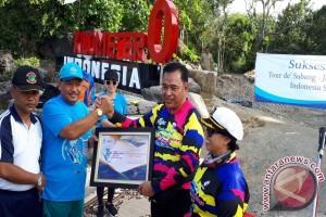 Dari Kilometer Nol Sabang, Tour de'Sabang-Jakarta 3000K kampanyekan hidup sehat
