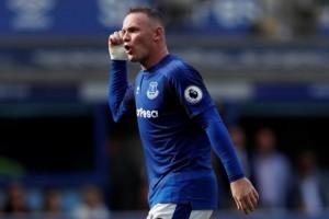 Rooney selamatkan Everton dari kekalahan