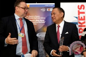 Gubernur Bank Sentral Terbaik Asia Pasifik
