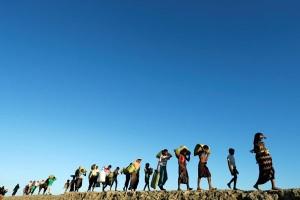Washington tuding militer Myanmar bertanggung jawab atas krisis Rohingya