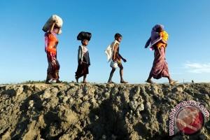 Kelaparan dan siksaan membuat Rohingya terus mengalir ke Bangladesh