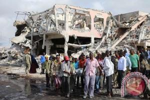 Bom jalanan tewaskan tujuh orang di Somalia
