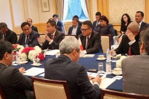 Menteri ESDM jalani agenda padat di Jepang