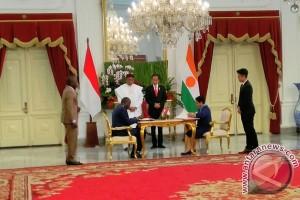Indonesia-Niger sepakat kurangi hambatan tarif