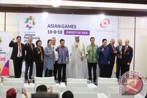 Presiden OCA diminta promosikan Asian Games Indonesia