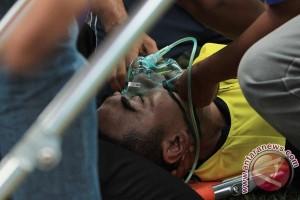 Berkaca insiden Choirul Huda, Semen Padang edukasi pertolongan pertama cedera