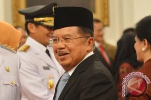 Wapres tiba kembali di Jakarta