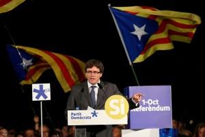 Tenggat bagi pemimpin Catalunya makin dekat