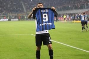 Spalletti puji Icardi usai hattrick ke gawang Milan
