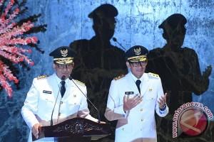 Serah Terima Jabatan Gubernur DKI Jakarta