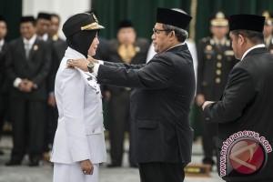 Pelantikan Wakil Bupati Cirebon