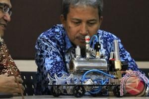 Prototipe Mobil Berenergi Bahan Kimia