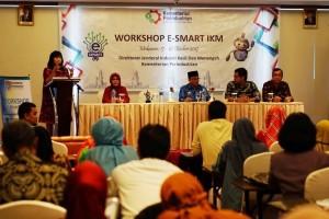 Kemenperin gencarkan Program E-Smart IKM di Makassar