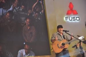 Fuso gelar 55 Truck Campaign di 36 kota