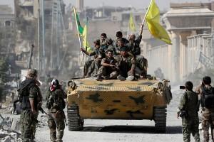 ISIS ambruk di Raqa, Barat khawatirkan legiun asingnya
