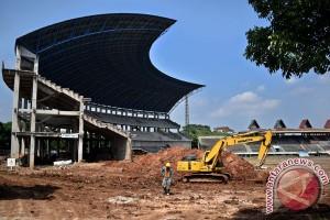 Pembangunan Stadion Jatidiri