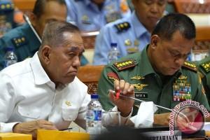 Raker Anggaran Kemhan/TNI