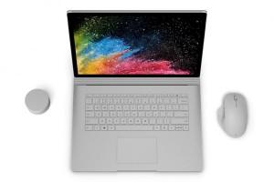 Microsoft luncurkan Surface Book 2