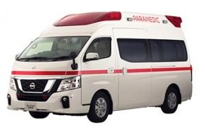 Nissan Ambulans generasi kelima siap mejeng di Tokyo Motor Show