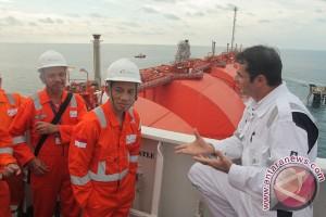 Wamen ESDM Kunjungi FSRU PT Nusantara Regas