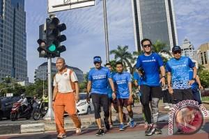 Wagub Berlari Menuju Balai Kota