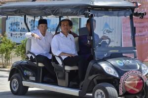 Presiden Resmikan KEK Mandalika