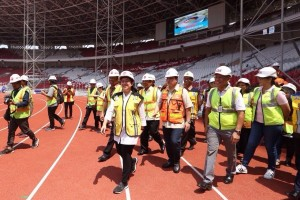 Renovasi GBK fokus pasca-Asian Games