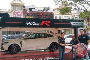 Honda mulai pengiriman Civic Type R ke konsumen
