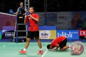 "Ganda campuran ciptakan ""all Indonesian final"" Kejuaraan Dunia Junior"