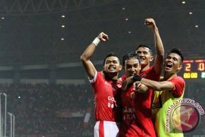 Persija Kalahkan Semen Padang FC