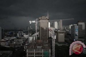 Jabodetabek diprediksi hujan hari ini