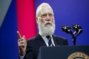 Komedian David Letterman terima Penghargaan Mark Twain