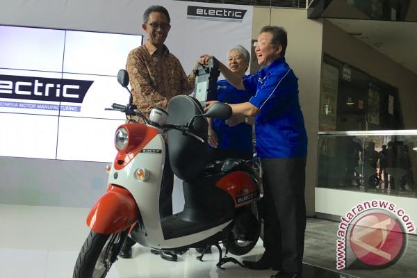 Ini penampakan motor listrik terbaru Yamaha