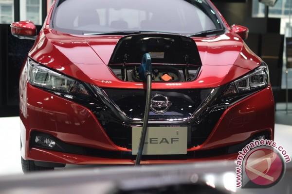 Nissan siapkan 8 mobil listrik, bidik penjualan 1 juta unit pada 2022