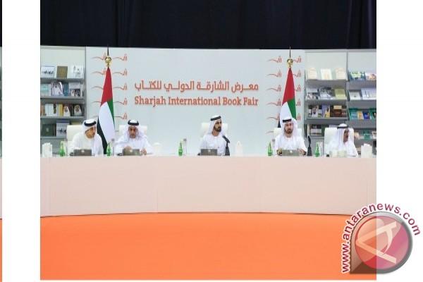 UAE cabinet meets amid 1.5 million titles at Sharjah Book Fair