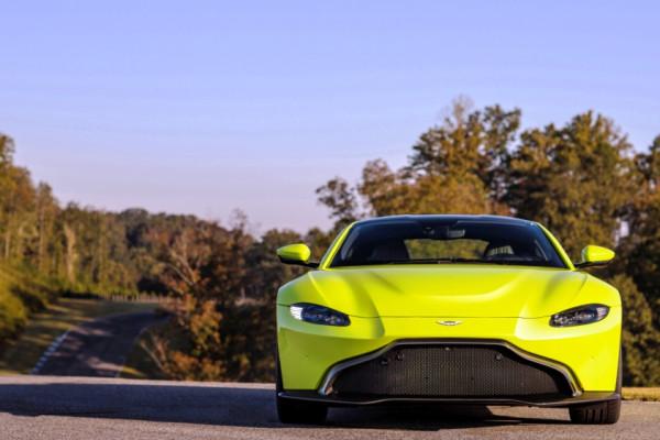 Aston Martin capai rekor penjualan tertinggi dalam sembilan tahun
