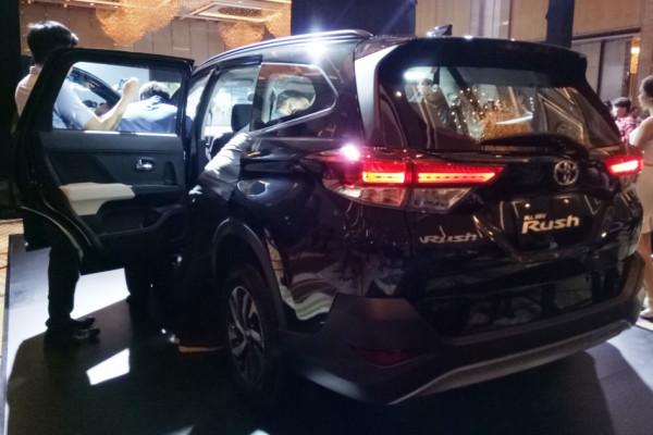 """Toyota Rush terbaru tidak pakai """"konde"""", ini alasannya"""