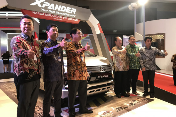 Meski inden, pembatalan pemesan Mitsubishi Xpander rendah