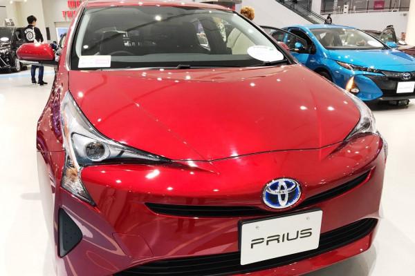 Toyota, Hyundai, Ford pimpin kenaikan penjualan mobil di Eropa