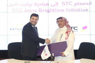 Saudi Telecom Company bergabung ke dalam koalisi The Brightline Initiative