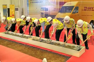 DHL Express gelontorkan Rp. 60 miliar bangun fasilitas distribusi terpadu