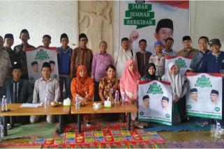 Keluarga besar NU Bekasi nilai Maman Imanulhaq pantas disandingkan dengan Ridwan Kamil