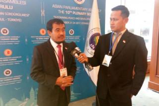 Delegasi DPR RI dorong penggunaan EBT dan konservasi energi di Parlemen Asia