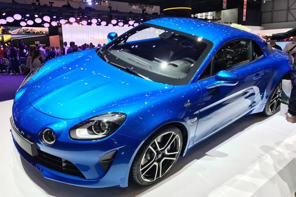 Renault bangkitkan kembali mobil sport Alpine