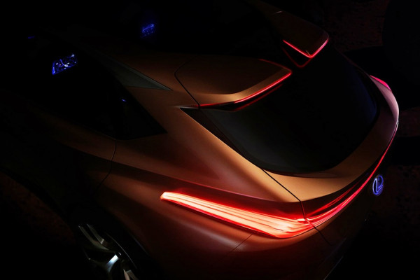 Crossover mewah Lexus LF-1 hadir bulan depan