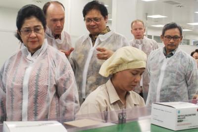 Sektor IKTA bidik investasi Rp117 triliun