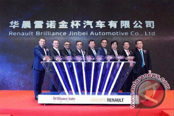 Brilliance Auto gandeng Renault jajaki pasar internasional di sepanjang wilayah