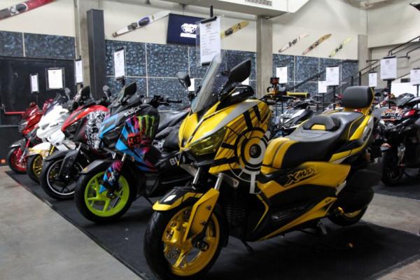 Kontes modifikasi Customaxi hadir di Bali
