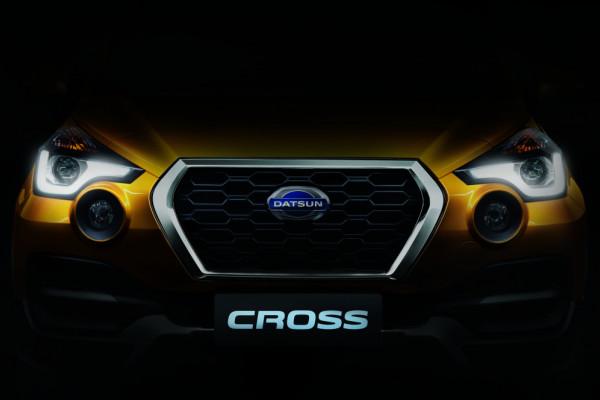 Datsun CROSS hadir pekan depan usung CVT