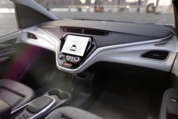 GM ajukan izin pengoperasian mobil tanpa pedal dan setir